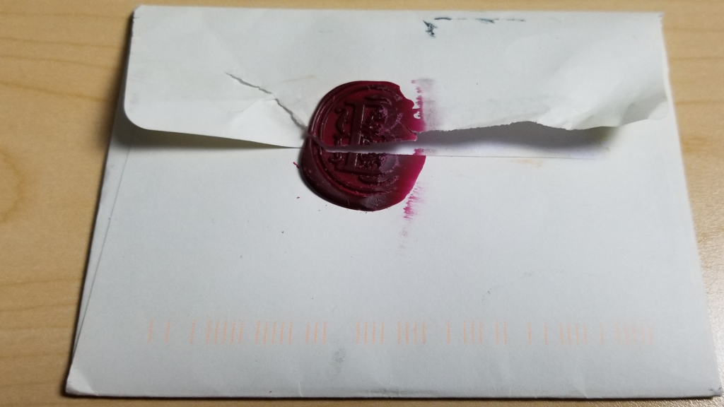 Wax Seals help you get more word of mouth marketing and word of mouth referrals