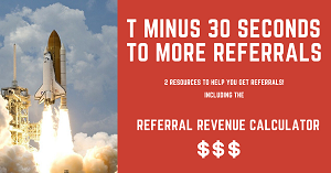 Fire Up Referrals