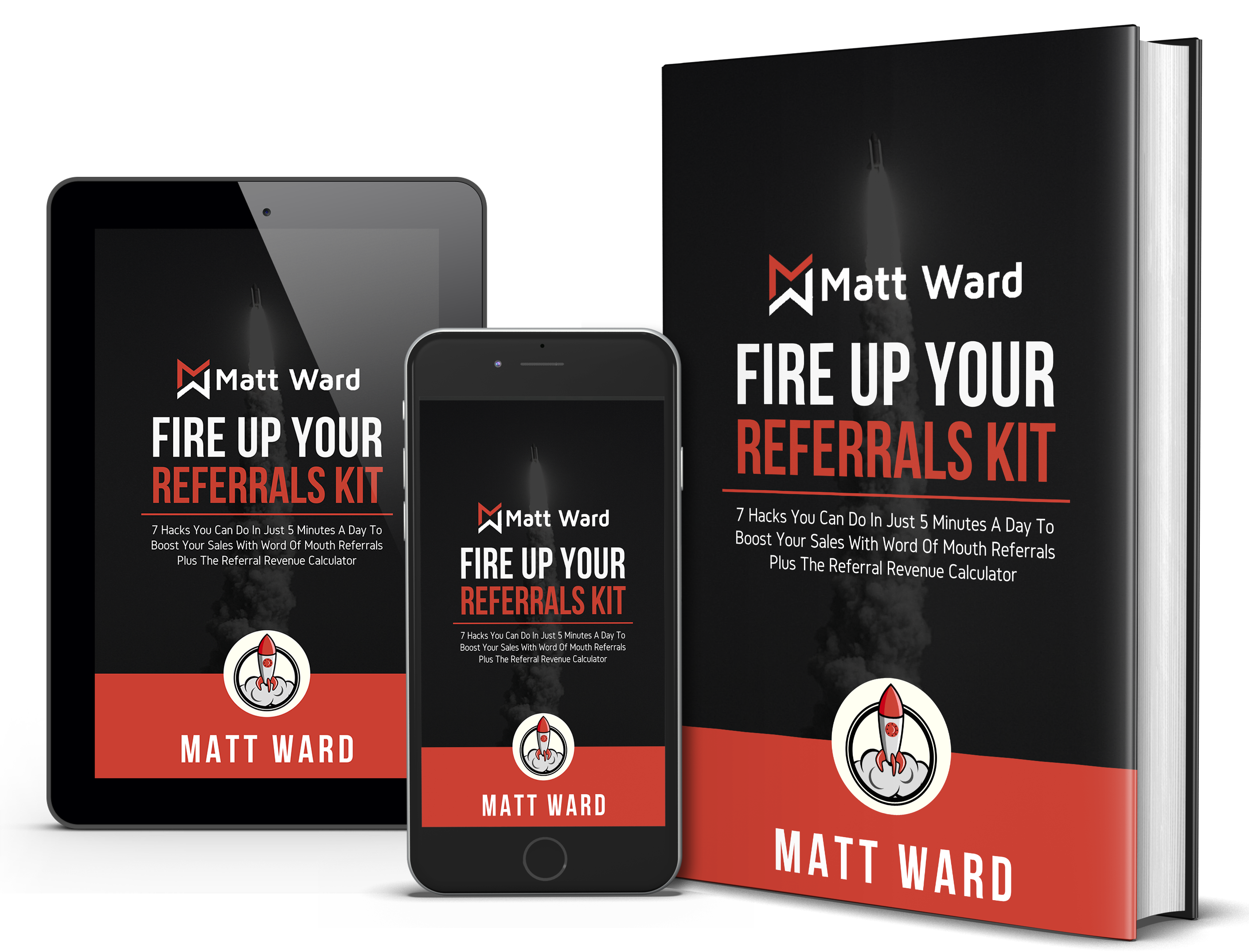 Fire Up Referrals Kit